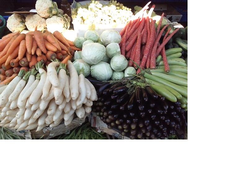 ウフフ★ブログ~中南米バックパッカーのその後~-野菜3