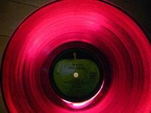 ビートルズ アップル赤盤レコード
