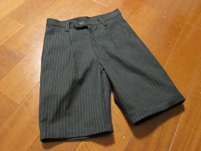 のほほん日記 in 大阪-スーツ ズボン