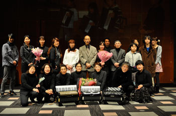$ちょっとひといきコンサート2010 in 府中-記念写真