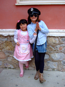 スペイン☆お嬢な子供服