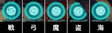 鏡の中の幻影-祭壇種類