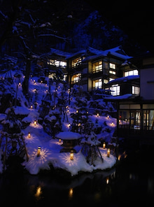 yumikoの絵空事-雪見1