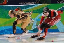 不動産営業マンの業務日報-スピードスケート男子500メートル