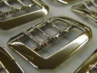 METAL HOUSE BLOG-お客様特注 真鍮砂鋳物 バックル