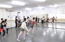 21世紀のバレエ指導法研究会のブログ-アンケートレッスンの様子
