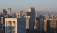 miyatake-宮武--窓から富士山
