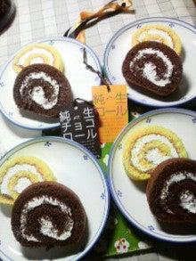 Kan-Kara-Rin-このロールケーキには思い入れがあります。