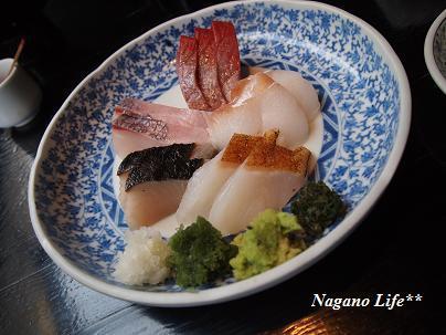 Nagano Life**-おさしみ
