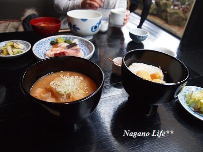 Nagano Life**-ランチ