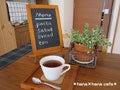 のほほん日記 in 大阪-*hana×hana cafe*