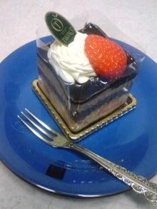 三十路姉さんプラスパワー日記-ケーキ
