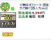 自伝!自伝!自伝! 14万円からの無謀な起業日記!