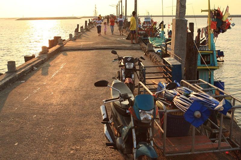 旅バンコク (バンコク暮らしと週末旅行)-アンシラー