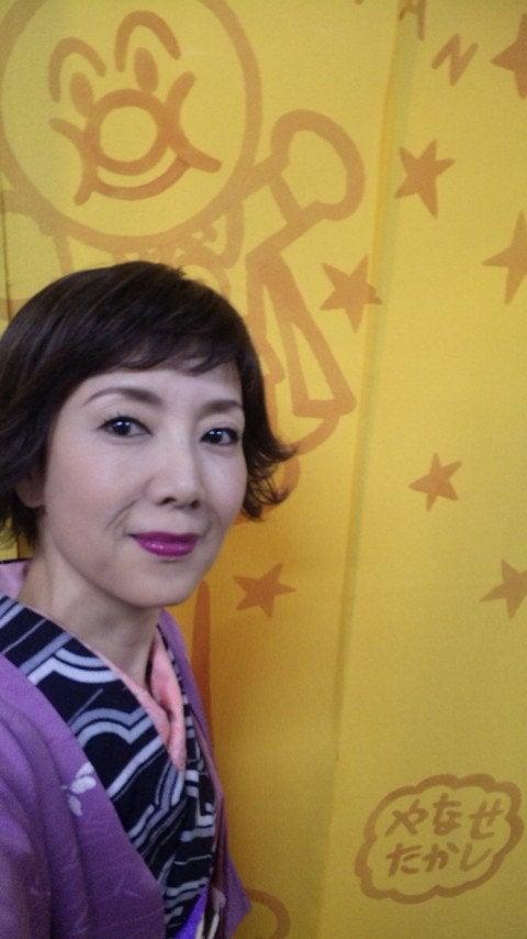 アンパンマンの声を務める戸田恵子