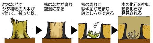 川崎悟司 オフィシャルブログ 古世界の住人 Powered by Ameba-落とし穴のでき方