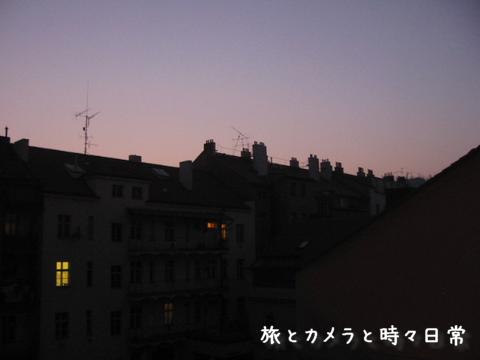 旅とカメラと時々日常-夜明け