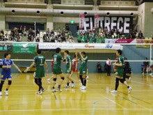 東京ヴェルディバレーボールチーム公式ブログ-0227大同特殊鋼2set1155