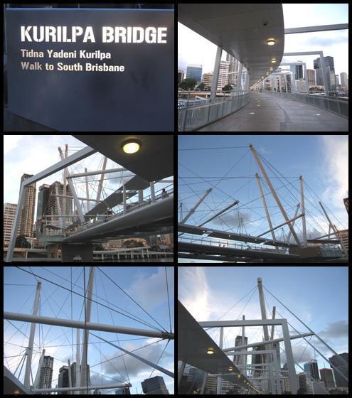 きょんのたわごと-Kurilpa bridge2