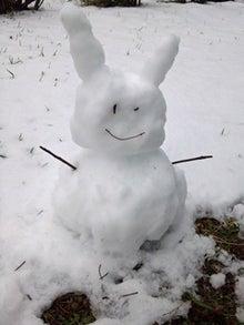 駒木会みんなのBLOG-雪だるま