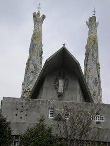 夫婦世界旅行-妻編-教会