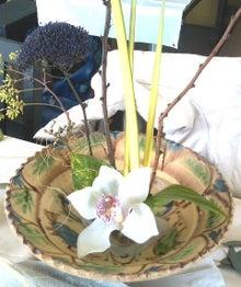 アメリカ~NYの田舎生活-ikebana1