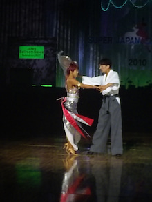 ◇安東ダンススクールのBLOG◇-3.7 4