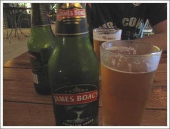 きょんのたわごと-tasmanian beer