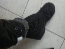 自転車通勤 自転車通勤 防寒 靴 : 下にはいていたジーンズの裾が ...
