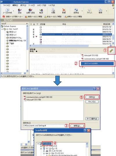 パソコンの「?」が「!」に変わるかも。~エラー解決の小ネタ集~-ファイルを保存する