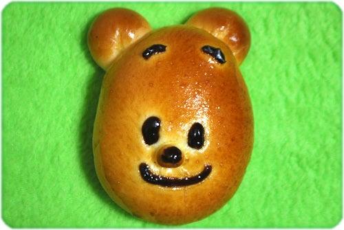 ひばらさんの栃木探訪-魅惑のキャラパン クマパン