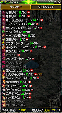 RELI姫のおてんば(?)日記-PRINCESS
