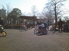 因果倶時-スイカ自転車