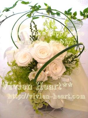 Vivien Heart** ~ヴィヴィアンハート~-ホワイトパール