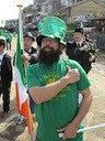 モカモカのブログ-green guy