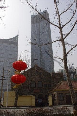 中国大連生活・観光旅行通信**-煙台「廣仁街」