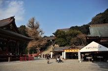 かっちゃんの日記-八幡宮(2)