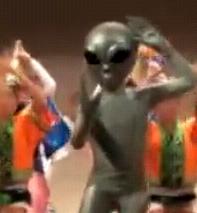 $宇宙人ゼリオの地球日記-ダンス2