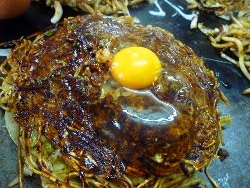 酒リーマンのフードライフat京都-そば卵