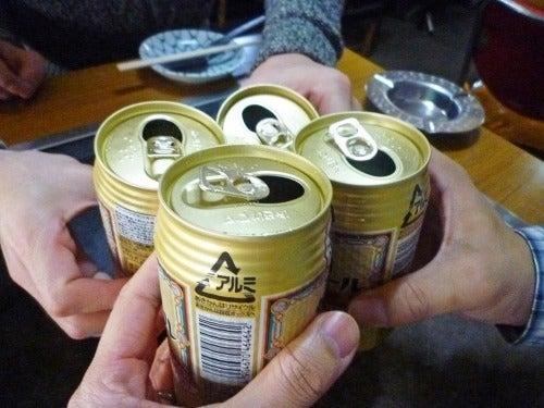 酒リーマンのフードライフat京都-乾杯