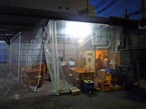 酒リーマンのフードライフat京都-ガレージ2
