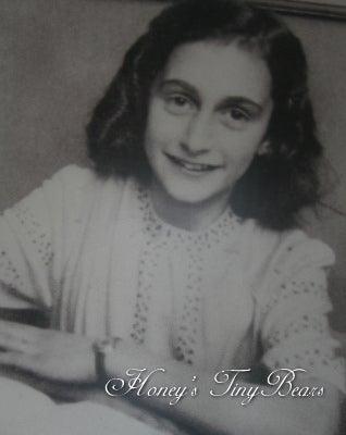 ♪アンネ・フランク1*アンネの日記との出会い♪