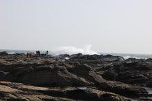 Open!YAMAnDA-嵐の城ヶ島1