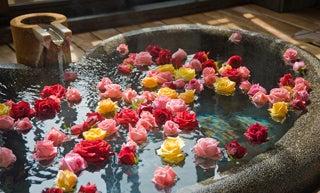 物欲☆パラダイス-バラ風呂