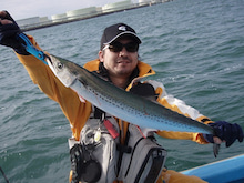 Fishing Blog OFFSHORE CRAZY! ~ 夢は一発大物!   鮪だ!鰤だ!大政だ!巨カンパだ!大鯛だ!なんでもこ~い!-たけちゃんマン