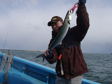 Fishing Blog OFFSHORE CRAZY! ~ 夢は一発大物!   鮪だ!鰤だ!大政だ!巨カンパだ!大鯛だ!なんでもこ~い!-おれ鰆