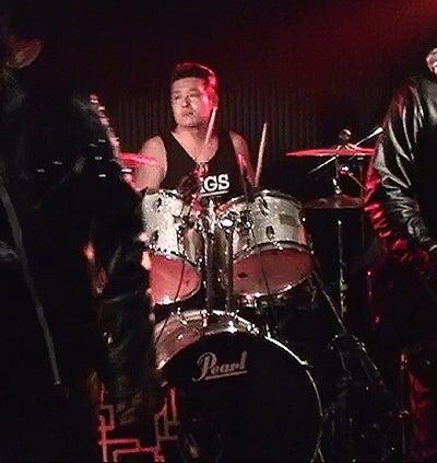 島根のBOOWYフリークロックバンド THE HINOBORI TIGERS.