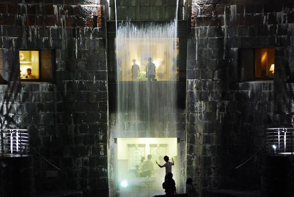 神泉で働くマジシャンのblog-HOT SPOT