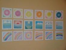 $☆東京都江東区☆ Holy Colors パステルシャインアート & カラーセラピー & 筆跡診断-DSC03598