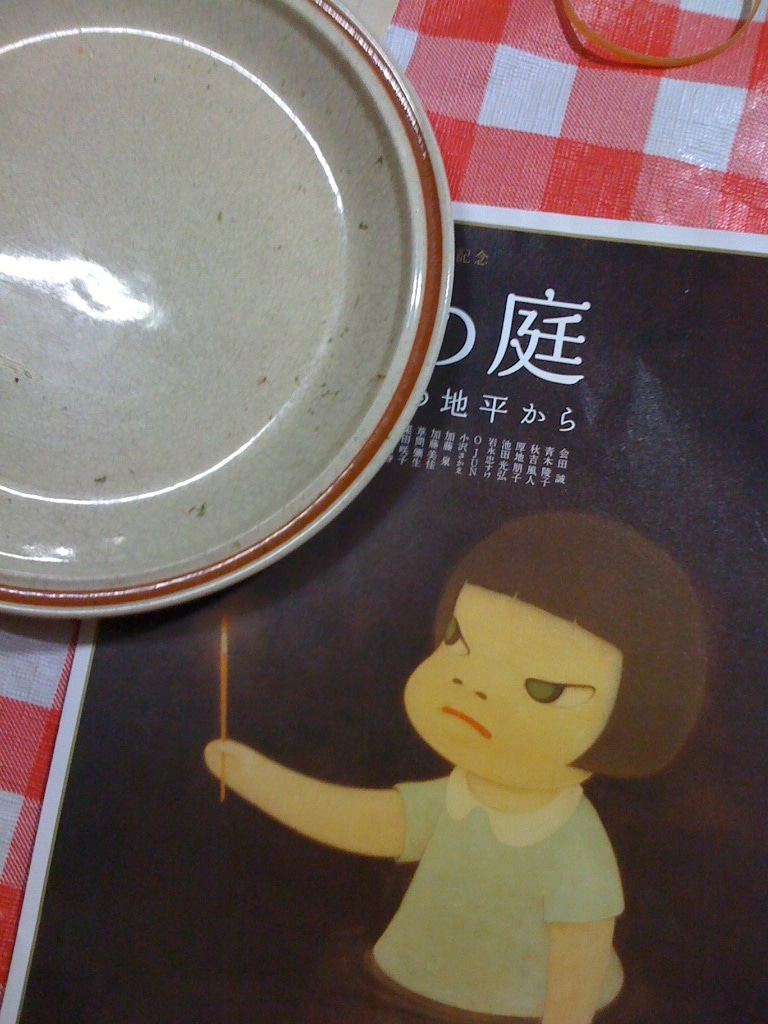 おまけ道@琵琶湖畔で実家生活♪-100328